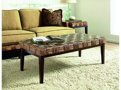 Abaca Island 2 Piece Coffee Table Set