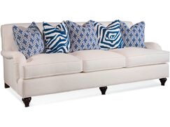 Crown Estate Sofa Upholstery: 0358-88/Driftwood