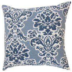 Uvatera Throw Pillow Size: 20