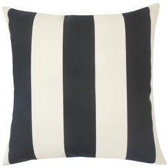 Kanha Striped Throw Pillow Size: 20