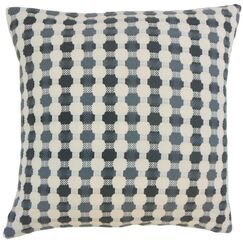 Lonnie Geometric Floor Pillow