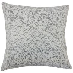 Wilbanks Down Filled Lumbar Pillow Color: Stone
