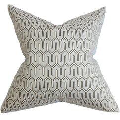 Hardesty Geometric Throw Pillow Cover