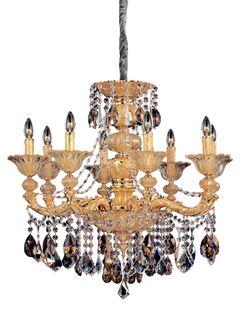 Mendelsshon 8-Light Candle Style Chandelier