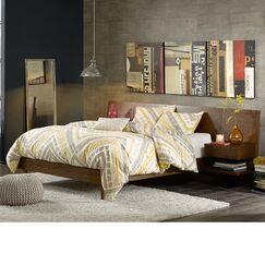 William Storage Platform Bed Size: King