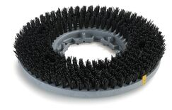 Value Rotary Brush Color: Black, Size: 17