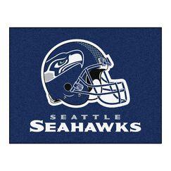 NFL - Seattle Seahawks Doormat Mat Size: 2'10