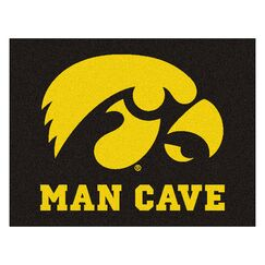 NCAA Man Cave All-Star NCAA Team: University of Iowa
