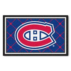 NHL Doormat Mat Size: 5' x 7'8