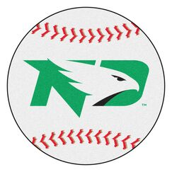 NCAA University of North Dakota Baseball Mat