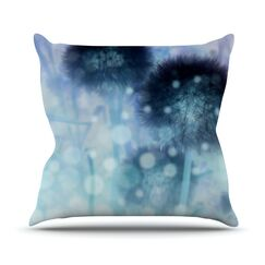 Day Dreamer by Alison Coxon Throw Pillow Size: 18'' H x 18'' W x 1
