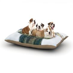 Josh Serafin 'Oldtimer' Bird Dog Pillow with Fleece Cozy Top Size: Small (40