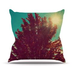 Change Is Beautiful Throw Pillow Size: 20