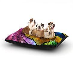 'Starry Lights' Dog Bed Size: 40