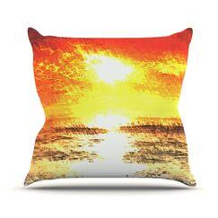 Riviera by Oriana Cordero Throw Pillow Size: 20