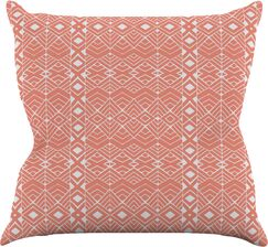 Aztec Roots by Pom Graphic Tribal Throw Pillow Size: 26