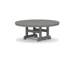 Cape Cod Chat Table Finish: Stepping Stone, Table Size: 36