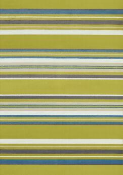Island Breeze Windward Lime Area Rug Rug Size: Rectangle 1'10