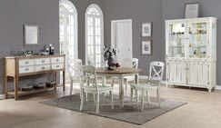 Millbrook Counter Height Extendable Dining Table Size: 30