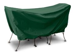 Weathermax™ 3 Piece Cafe Set Cover Color: Forest Green