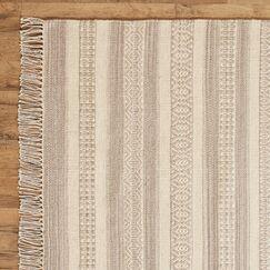 Sawyer Light Gray Rug Rug Size: Rectangle 2' x 3'
