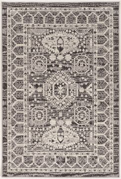 Reginald Beige/Gray Rug Rug Size: Rectangle 2' x 3'