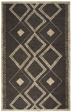 Noelle Hand-Woven Area Rug Rug Size: Rectangle 5' x 8'