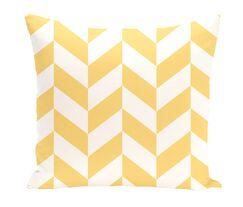 Subline Geometric Throw Pillow Size: 20