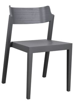 RH Side Chair Color: Gray
