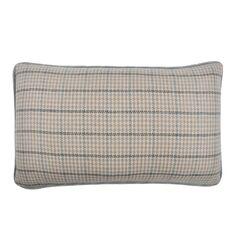 Charles Cotton Lumbar Pillow