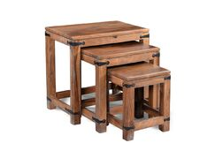 Anja 3 Piece Nesting Tables