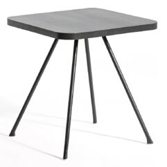Attol Aluminum Side Table Finish: Anthracite
