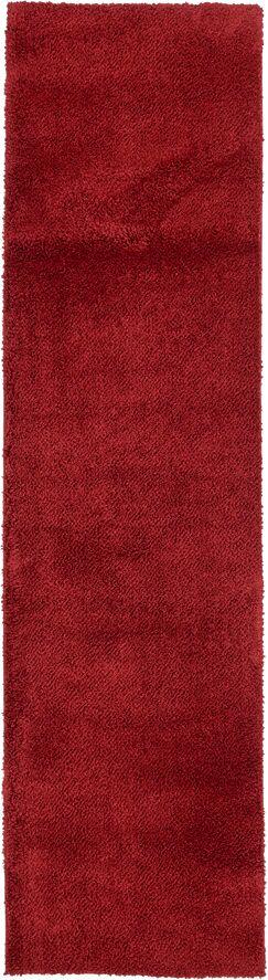 Verna Red Area Rug Rug Size: Runner 2'7