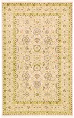 Willow Beige Area Rug Rug Size: Rectangle 5' x 8'