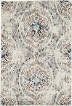 Alstrom Silver Area Rug Rug Size: Rectangle 4' x 6'