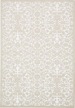 Matis Beige Area Rug Rug Size: Rectangle 8' x 11'6