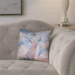 Song Quatrefoil Side Chair Size: 16