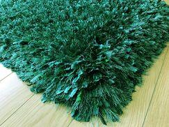 Pawlak Hand-Tufted Lush Meadow Area Rug Rug Size: Rectangle 7'6