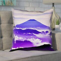 Enciso Fuji Linen Pillow Cover Size: 16