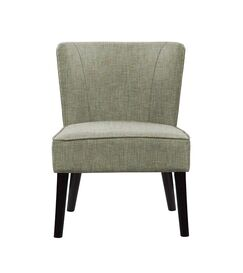 Triche Slipper Chair Upholstery: Gray