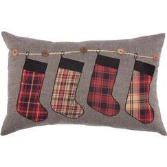 Nettleton Stocking Lumbar Pillow