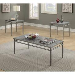Mccrae Amazingly Designed 3 Piece Coffee Table Set