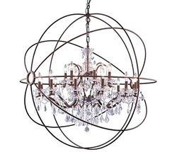 Farmington 15-Light Globe Chandelier