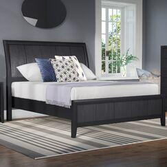 Seger Panel Bed Size: Queen