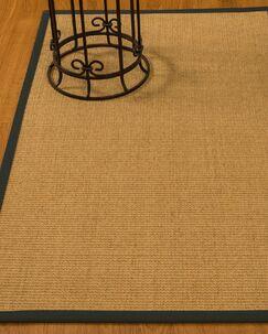 Busey Hand-Woven Beige Area Rug Rug Size: Rectangle 4' x 6'