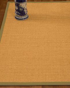Edinger Hand-Woven Beige Area Rug Rug Size: Rectangle 4' x 6'