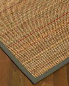 Kimble Hand-Woven Beige Area Rug Rug Size: Rectangle 2' x 3'