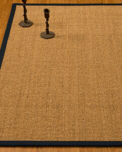 Escalante Hand-Woven Just/Sisal Beige Area Rug Rug Size: Rectangle 6' x 9'
