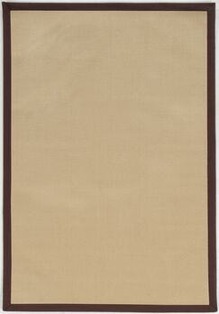 Christiano Natural Area Rug Rug Size: Rectangle 9' x 12'