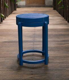 Stonebridge End Table Color: Blue